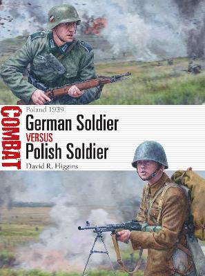 German Soldier vs Polish Soldier: Poland 1939 book
