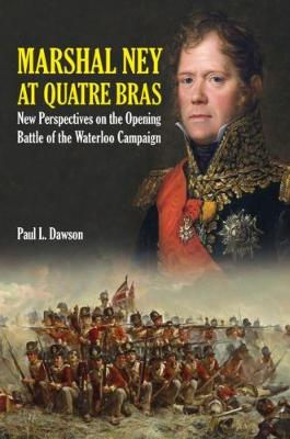 Marshal Ney at Quatre Bras by Paul L. Dawson