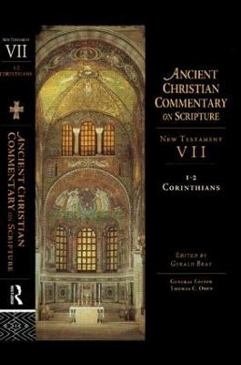 1-2 Corinthians by Thomas C. Oden