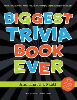 Biggest Trivia Book Ever by Owsley