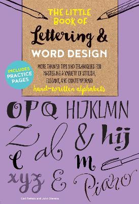 The Little Book of Lettering & Word Design by Cari Ferraro