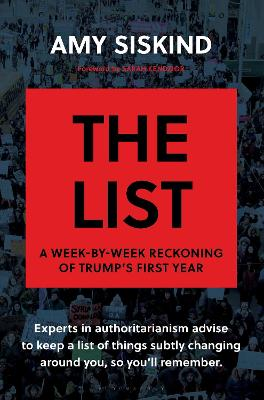 The List by Amy Siskind