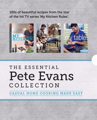 Pete Evans Slipcase by Pete Evans