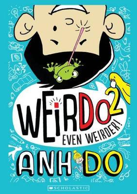 WeirDo #2: Even Weirder! book