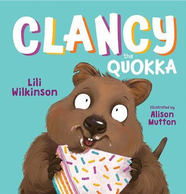Clancy the Quokka book