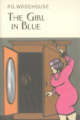 Girl in Blue book