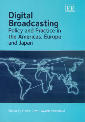 Digital Broadcasting by Martin Cave