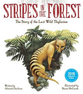 Stripes in the Forest book