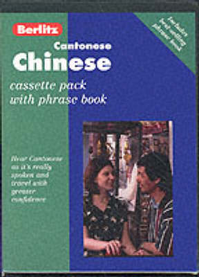 Berlitz Chinese (Cantonese) Cassette Pack by Chris L. Demarest