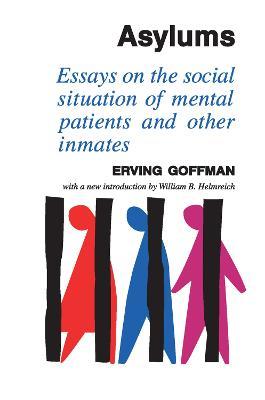 Asylums book