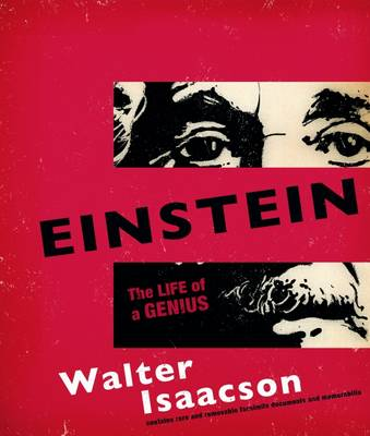 Einstein: The Life of a Genius by Walter Isaacson