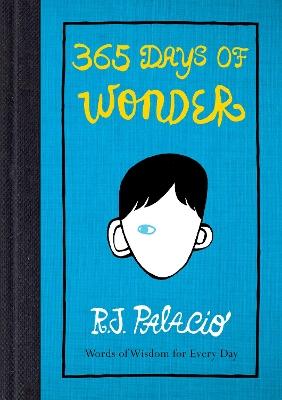 365 Days of Wonder book
