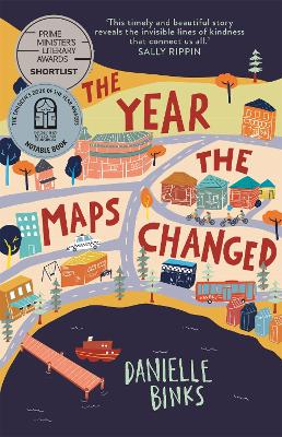 The Year the Maps Changed book