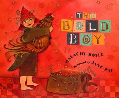 Bold Boy book