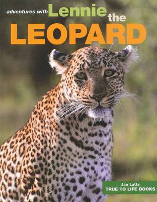 Adventures with Lennie the Leopard book