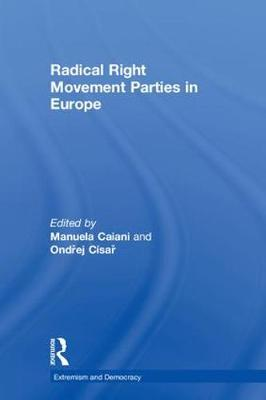 Radical Right Movement Parties in Europe book