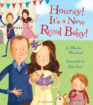 Hooray! It's a New Royal Baby! book