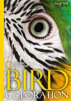 National Geographic Bird colouration book