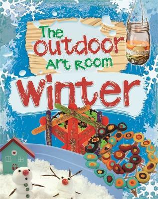 Outdoor Art Room: Winter by Rita Storey