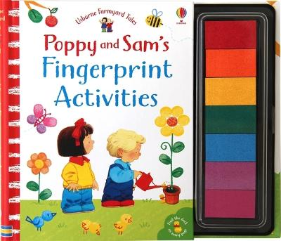 Poppy and Sam's Fingerprint Activities by Sam Taplin