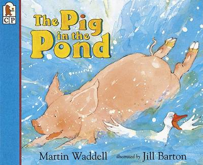 Pig in the Pond Big Book by Waddell Martin