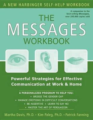 Messages Workbook by Martha Davis
