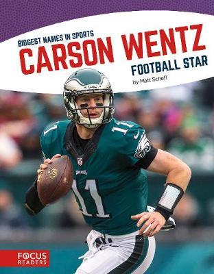 Carson Wentz by Matt Scheff