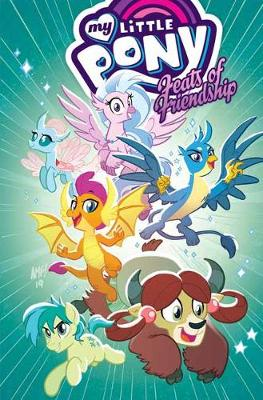 My Little Pony: Feats of Friendship book