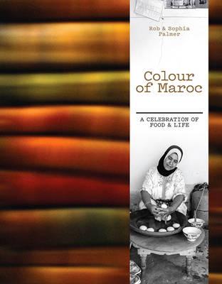 Colour of Maroc book