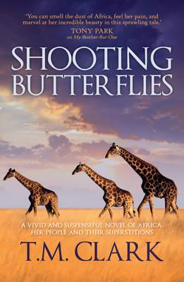 SHOOTING BUTTERFLIES book
