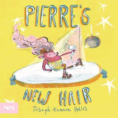 Pierre's New Hair book