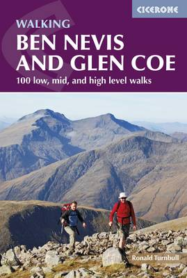 Ben Nevis and Glen Coe by Ronald Turnbull