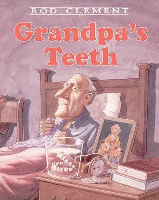 Grandpa's Teeth book