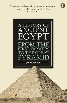 The History of Ancient Egypt by John Romer