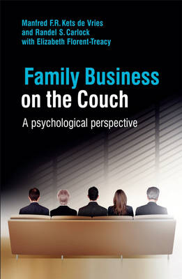 Family Business on the Couch by Manfred F. R. Kets de Vries