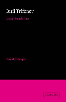 Iurii Trifonov by David Gillespie