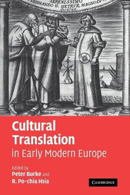 Cultural Translation in Early Modern Europe by Peter Burke