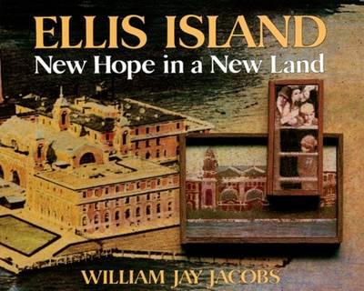 Ellis Island by Jay Jacobs