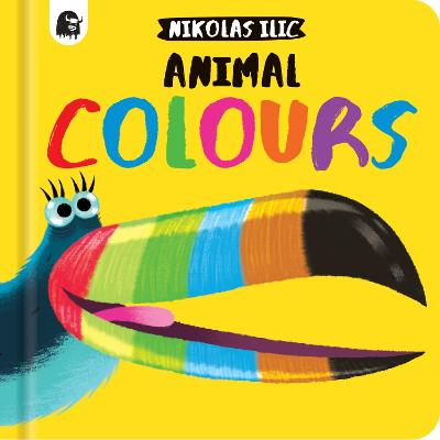 Animal Colours book