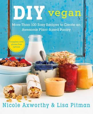DIY Vegan by Nicole Axworthy