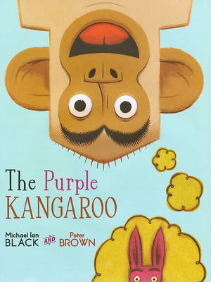 Purple Kangaroo by Michael Ian Black