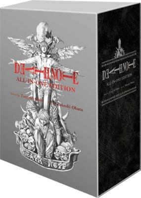 Death Note (All-in-One Edition) book