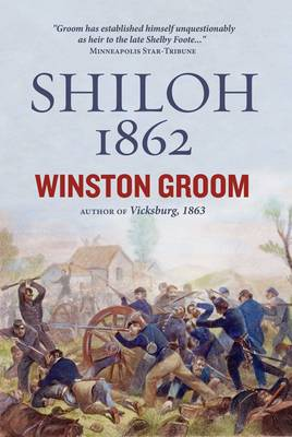 Shiloh, 1862 book
