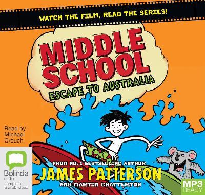 Escape To Australia by James Patterson