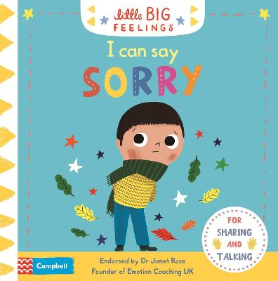 I Can Say Sorry book