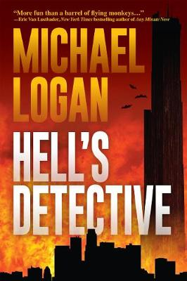 Hell's Detective book