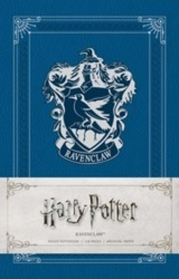 Harry Potter: Ravenclaw Ruled Notebook by Insight Editions