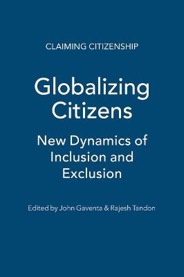 Globalizing Citizens by John Gaventa
