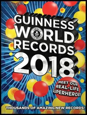 Guinness World Records 2018 by Guinness World Records