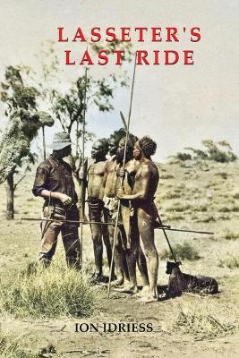 LASSETER'S LAST RIDE book